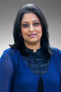 Ms. Radhieka R. Mehta