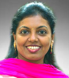 Ms. Sajita Pradeep