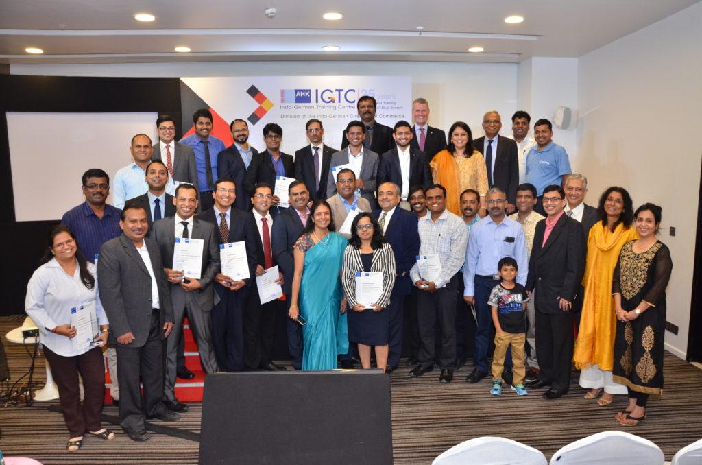 EBMP Pune July 2015 – 2016
