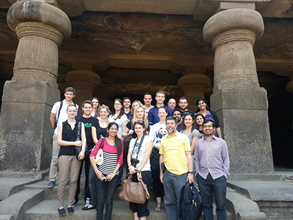A short excursion to the Elephanta Caves