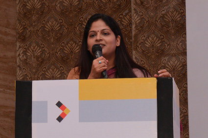 Ms. Padma Gupta, Director - Human Resources, Häfele India Pvt. Ltd. endorses the German System of Dual Education on behalf of all the training partners