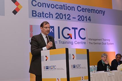 Mr. Michael Ott, Deputy Consul General, German Consulate General in Mumbai speaks of the lasting Indo-German relations and ties