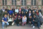 Students visit Heidelberg