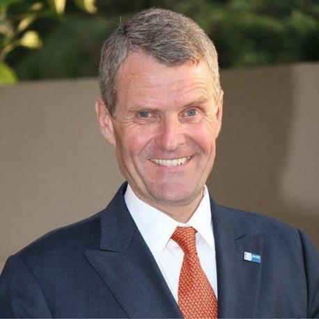 Bernhard Steinruecke,Director General, Indo-German Chamber of Commerce
