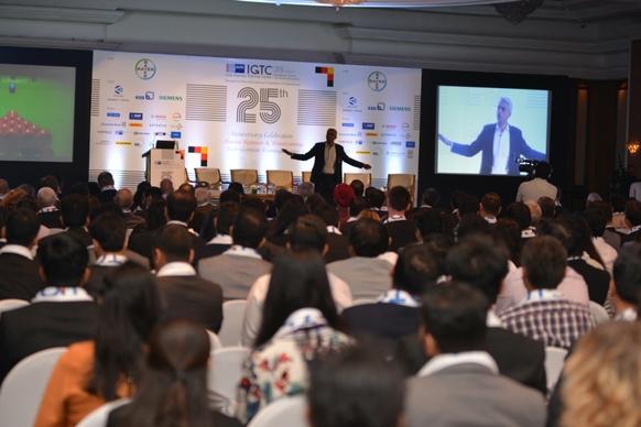 Masterclass on 'Leadership in a VUCA World' in progress