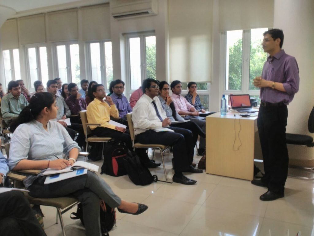Mr. Dinshaw Karanjia, General Manager – Strategy, speaks on Corporate Governance and Business Ethics in Finance