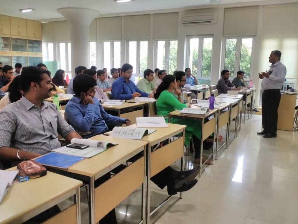 Mr. Pradeep Chandan, Chief Executive – Legal & Company Secretarial, stresses on Corporate Governance begins with Self Governance