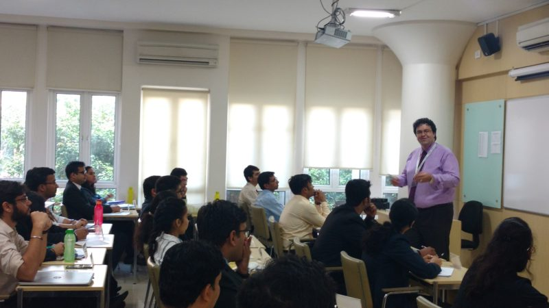 "Mr. Rupesh Basu, Chief - Talent Acquisition, Siemens Ltd. on ""How to attend an interview"""