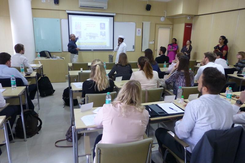 Dhabawalla – Classroom