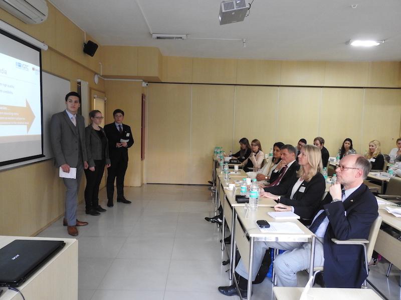 Final Presentation - Steinruecke, DHBW Faculty, Radhieka