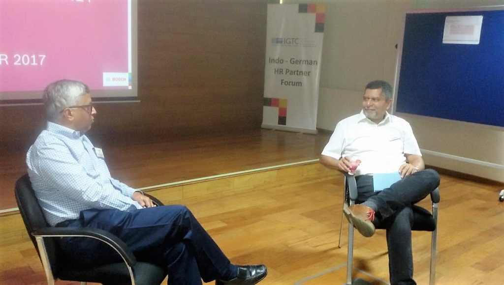 11 Journey of a Senior Leader – The first chat show
