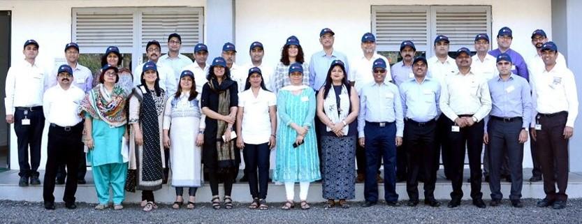 12 Indo-German HR Partner Forum at the Bosch Nashik Plant