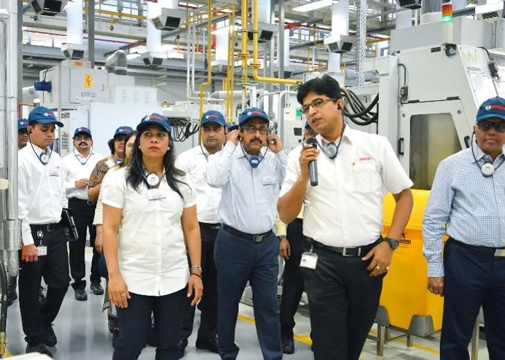 5 Production Plant Visit 1
