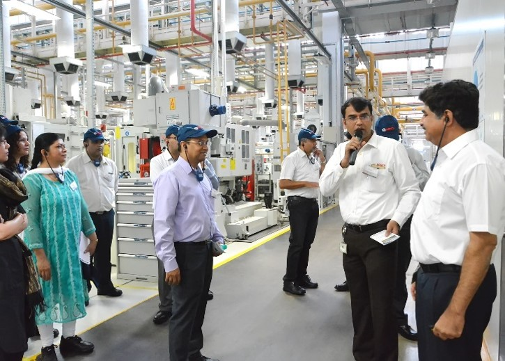 6 Production Plant Visit 2