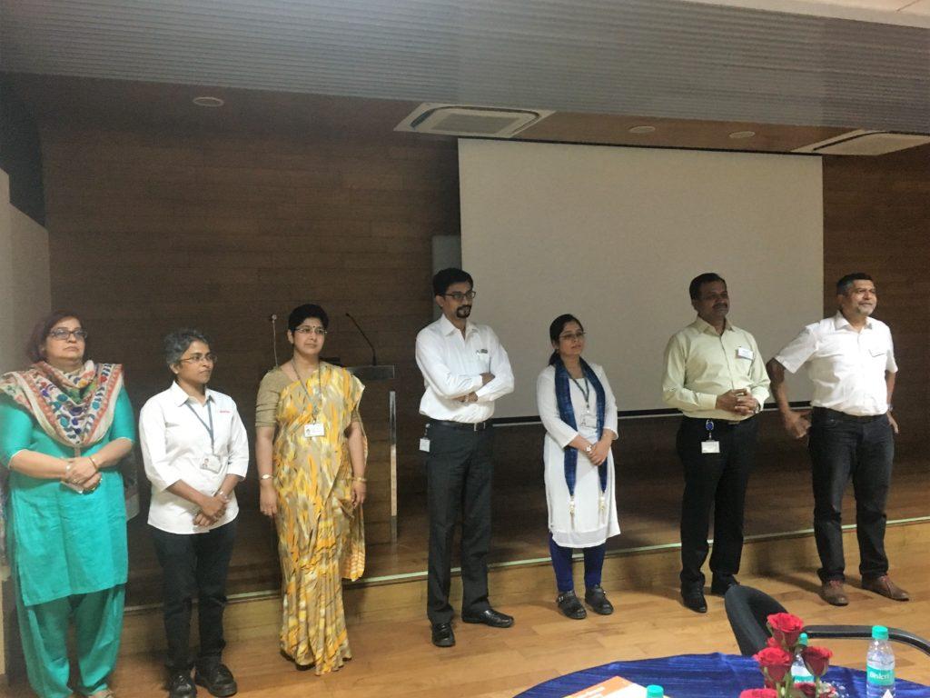 8 Bosch HR Team seeks feedback on the plant visit