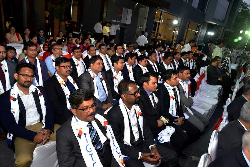 Participants of EBMP Pune Batch 2016