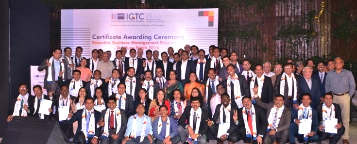 The Proud EBMP Pune Batch 2016
