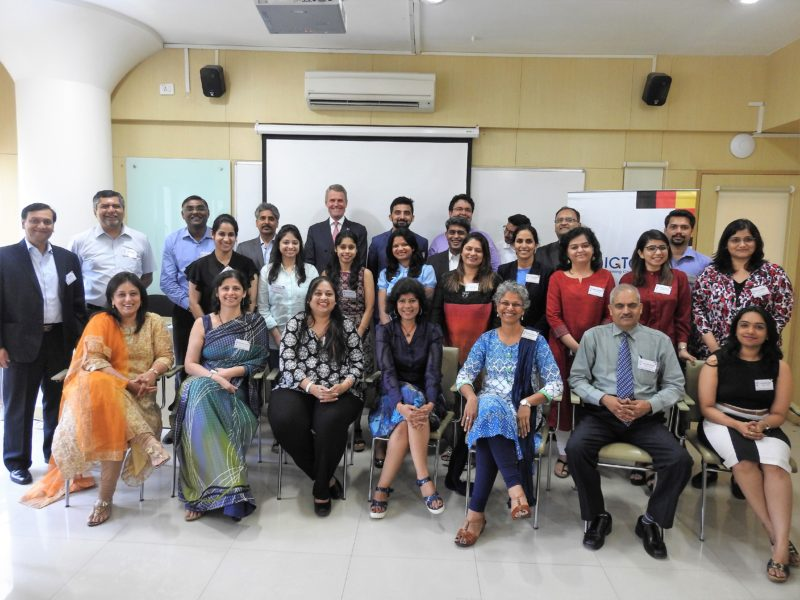 The Indo-German HR Partner Forum hosted by and at the Indo-German Training Centre (IGTC)