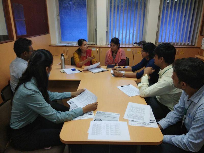 IGTC team at Bosch Nashik