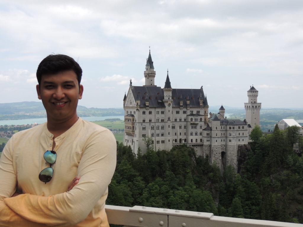 My visit to Neuschwanstein Castle