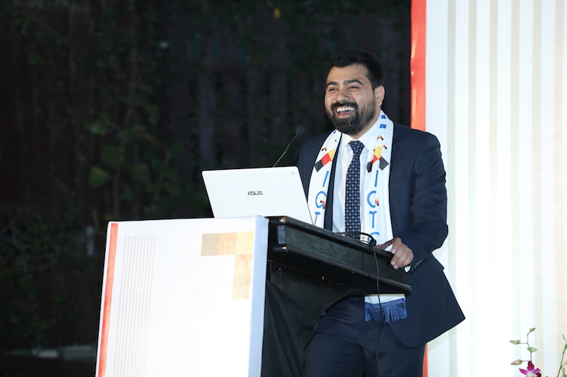 Abhimanyu Bartwal, Country Sales Manager, Oemeta India Pvt. Ltd passionately speaks about the EBMP Programme