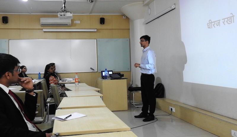 Picture 1- Yash Somaiya, Entrepreneur