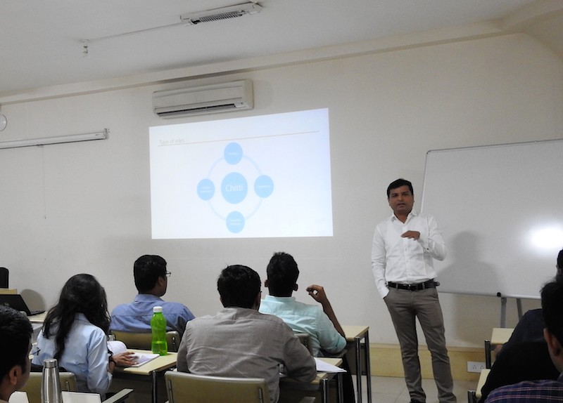 Hitesh Dama, Lead Project Manager, Mott MacDonald Pvt. Ltd. (MM)