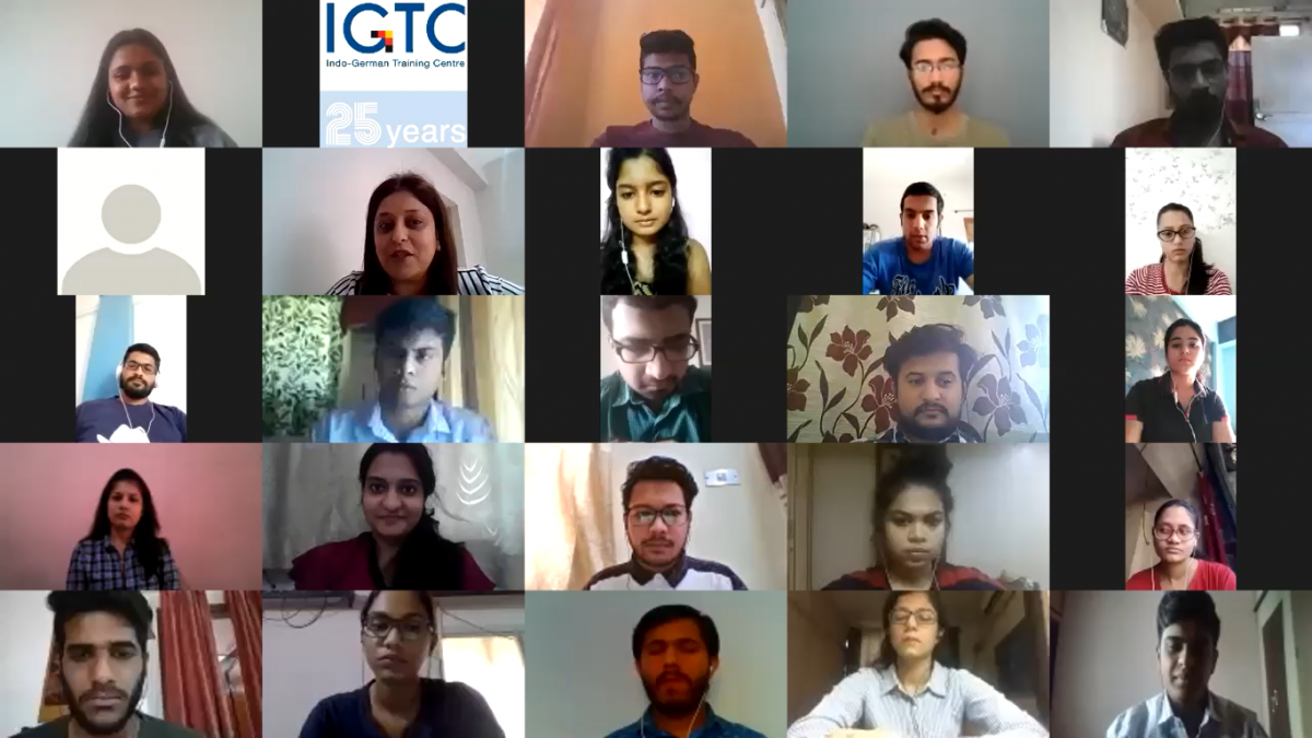 IGTC's Admission Process 2020: Overcoming Covid-19 crisis