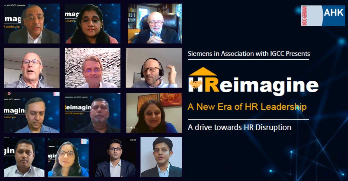 """HReimagine – A New Era of HR Leadership""- Indo-German HR Partner Meet"