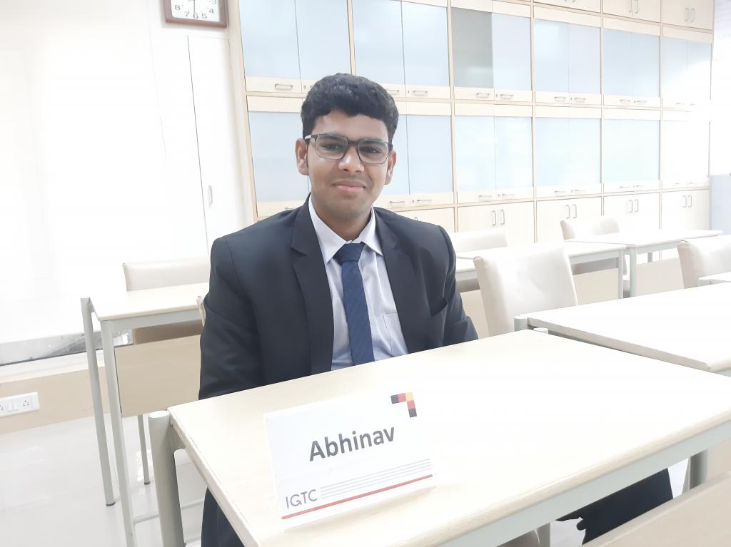 Abhinav BS